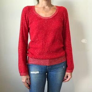 Marc Jacobs Red Sweater